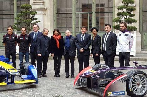 Le grand Prix de Formule E, | Mobilité et Transports | Scoop.it