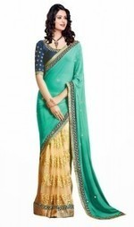 Indian Casual wear New Design Saree Collection 2015 | newteenstyle | Scoop.it