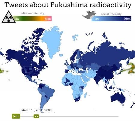 500 millions de mini-messages échangés sur la catastrophe de Fukushima | iPhoneAddict.fr | Japon : séisme, tsunami & conséquences | Scoop.it