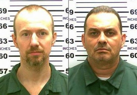 One of the New York prison escapees, Richard Matt, is fatally shot | Criminology and Economic Theory | Scoop.it