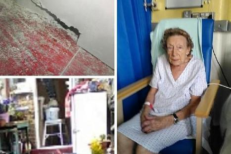 Man's fury at tradesmen over 86-year-old mum's kitchen nightmare | Workplace Health and Safety | Scoop.it