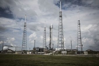 SpaceX targets Falcon 9 launch on Monday | Spaceflight Now | The NewSpace Daily | Scoop.it