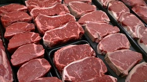 IFR mention: WHO meat report: UK reaction to cancer link - BBC News | BIOSCIENCE NEWS | Scoop.it