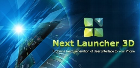 Next Launcher 3D v1.33 Apk Free Download | TechKev.com | TechKev | Scoop.it