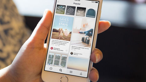 Pinterest's Simple Secret For Getting Creative With Brands | Pinterest | Scoop.it