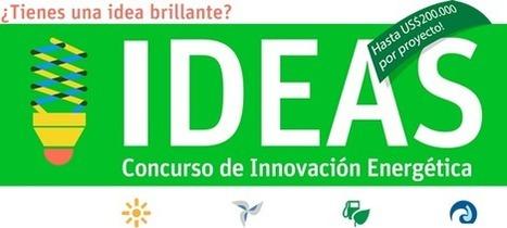 ¿Tienes una idea brillante? Participa en el concurso IDEAS de innovación energética - Hablemos de cambio climático | Next Education | Scoop.it