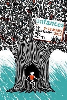 Le Printemps des Poètes | Actualité Culturelle | Scoop.it