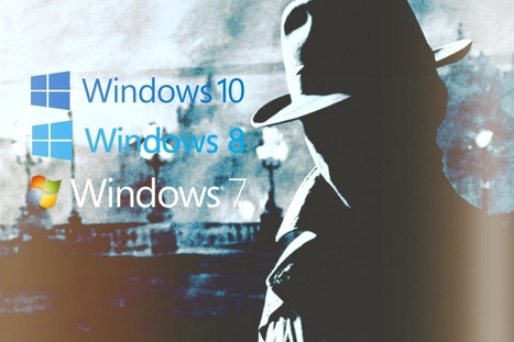 How to Uninstall #Microsoft Spying Updates from Windows 7/8 #surveillance | News in english | Scoop.it