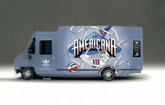 L'Americana's Foot Truck à Paris! | Coté Vestiaire - Blog sur le Sport Business | Scoop.it