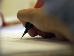 Apprendre à écrire bientôt optionnel dans les écoles de 45 Etats américains - Megamag   Mouvement Jeunesse Numérique   Scoop.it