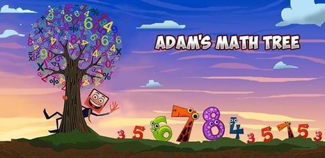 Adam's Math Tree – A math app for kids- Snyxius   Technology   Scoop.it