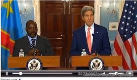 Sommet USA-Afrique: tête-à-tête Kerry-Kabila | Radio Okapi | CONGOPOSITIF | Scoop.it