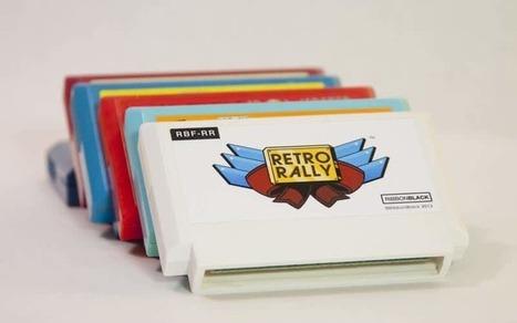 Nintendo NX : grand retour des cartouches de jeu, comme à l'époque | HiddenTavern | Scoop.it