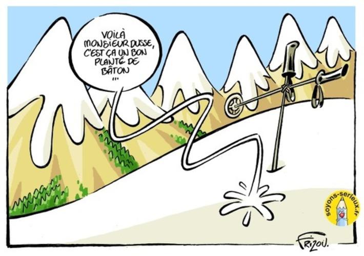 Décès de Ferdinand Bonnevie le moniteur de ski des Bronzés.   Baie d'humour   Scoop.it