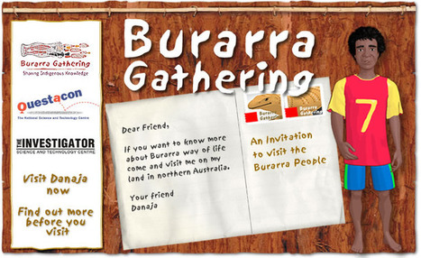 Burarra Gathering | Engaging Indigenous Youth through Technology and Culture | Scoop.it