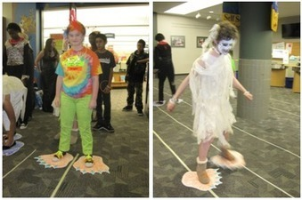 Scream-In, TTR! 2012 Program by Rebecca Denham - Texas State Library and Archives Commission | Teen Programming | Scoop.it