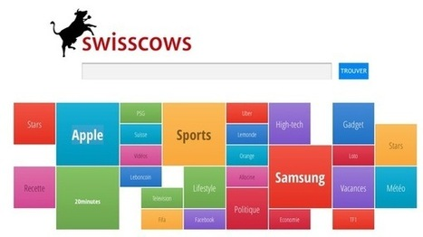 Swisscows : Moteur de recherche qui ne collecte pas les données personnelles | Time to Learn | Scoop.it