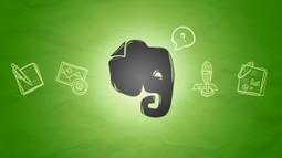 La prise de note avec Evernote - Hotfirenet.com | Développement, domotique, électronique et geekerie | Scoop.it