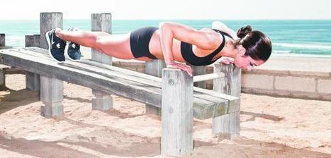 Crossfit: el entrenamiento para militares y bomberos hace furor en los gimnasios | Salud y deporte | Scoop.it