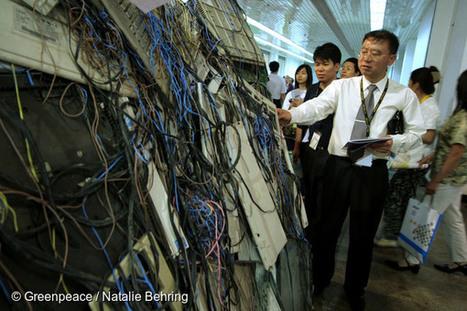 Téléphones portables : pollution au bout du fil | Toxique, soyons vigilant ! | Scoop.it