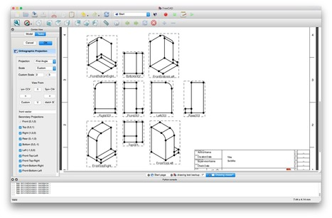 Sortie de FreeCAD 0.15 | Actualités de l'open source | Scoop.it