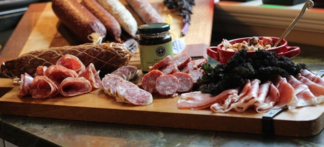 Serving charcuterie, with recipes - Vancouver Sun (blog) | Gourmets | Scoop.it