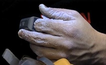 What 10 Days Underwater Can Do to Your Hands | Strange days indeed... | Scoop.it