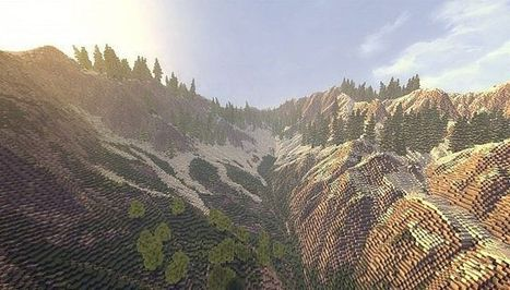 Asterrix – Realism Map 1.7.9   Minecraft 1.7.4/1.7.2   Map for Minecraft   Scoop.it