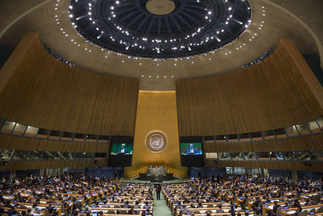 Calendar #UNGA - General Assembly of the United Nations | World economic situation | Scoop.it