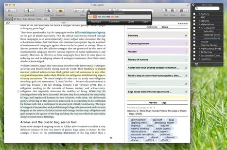 Sente vs. Papers: What is the best PDF management system?   iPads in high school   Scoop.it