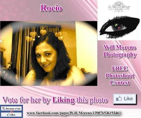 Rocio - Contestant to win a FREE Photoshoot with Will Moreno | Belize in Photos and Videos | Scoop.it
