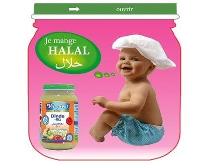Les petits pots bébé HALAL Révolutionne le rayon bébé au Salon International de L'Agroalimentaire de Paris. | agro-media.fr | Actualité de l'Industrie Agroalimentaire | agro-media.fr | Scoop.it
