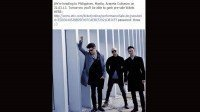 The Script set to rock Manila in March | Diverse Eireann- Sports culture and travel | Scoop.it