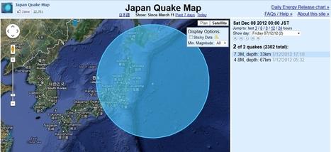 [NHK WORLD English] Alerte tsunami au Japon suite à un séisme de 7.3 sur la côte de Myagi Prefecture   Japon : séisme, tsunami & conséquences   Scoop.it
