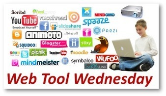 TechSETS - Web Tool Wednesdays - Free Webinars every Wed 3:30 - 4:30 | Bobie's Educational Technology Collection | Scoop.it
