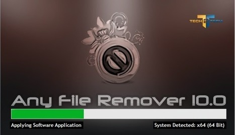 File Remover : Supprimer de force n'importe quel fichier (accès refusé) | Geeks | Scoop.it