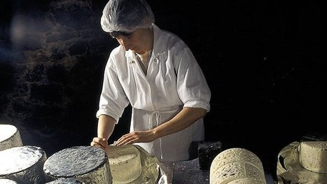 Aveyron : le métier de cabanière disparaît aux caves de Roquefort | The Voice of Cheese | Scoop.it