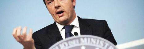 Renzi: «Il costo del lavoro deve calare. L'Italia è aperta alle multinazionali» | Il lavoro non è finito | Scoop.it
