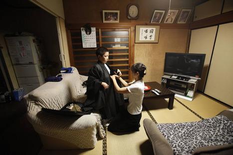 [Eng] [video] Neige invisible   /blogs.reuters/Photographers   Japon : séisme, tsunami & conséquences   Scoop.it