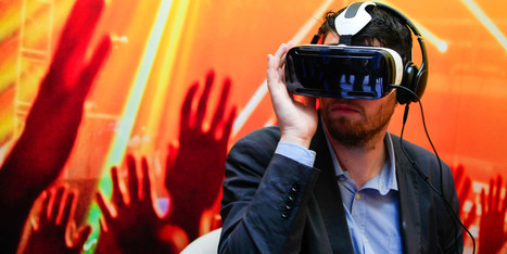Virtual Reality Industry Rapidly Gaining Investment - and Momentum | cool stuff from research | Scoop.it