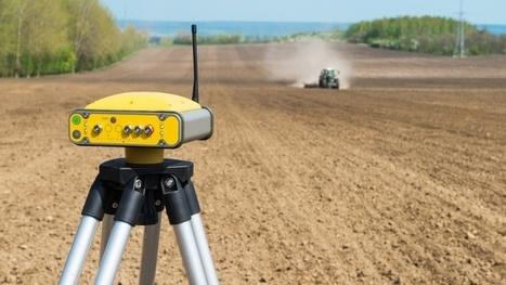 Aujourd'hui et demain, une agriculture connectée | Chimie verte et agroécologie | Scoop.it