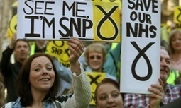 The SNP would get more votes than Lib Dems if they fielded candidates throughout the UK | kitnewtonium | Scoop.it
