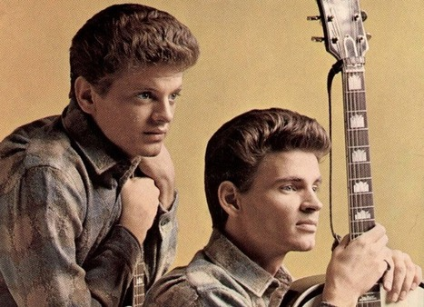 Spring 2013: New & Impending Tributes Part 2: Two tributes to The Everly Brothers — Cover Lay Down | tunes | Scoop.it