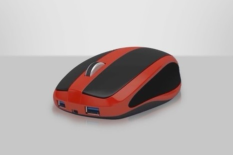 This mouse is a fully working PC. Meet the Mouse-Box -Interesting Engineering | Remembering tomorrow | Scoop.it