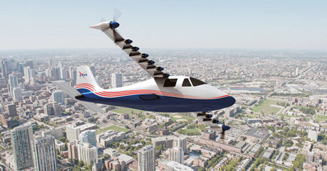 NASA's New X-57 Electric Plane Looks Goofy But Packs Some Sweet Tech | Management - Innovation -Technology and beyond | Scoop.it