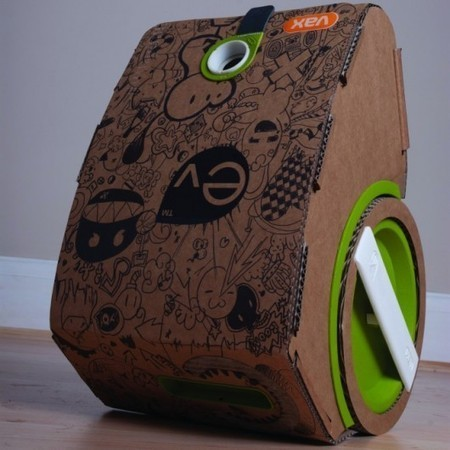 It's not just for packaging: Innovative uses of cardboard | L'Etablisienne, un atelier pour créer, fabriquer, rénover, personnaliser... | Scoop.it