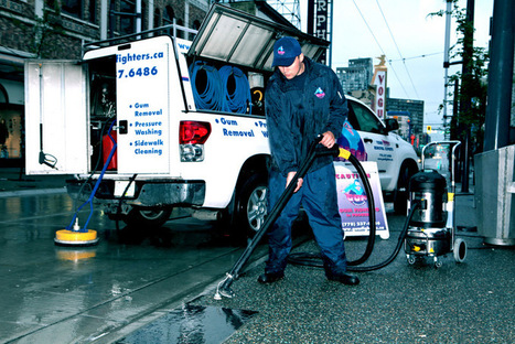 Commercial Gum Removal Services Vancouver Canada | AP Human geography | Scoop.it