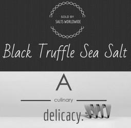 What is Black Truffle Salt | Salts Worldwide | Scoop.it