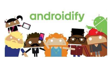 Create your Android Avatar | SandyPims | Scoop.it