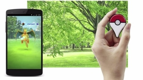 Catch Pokemon in the real world with Pokemon Go | Online Childrens Games | Scoop.it